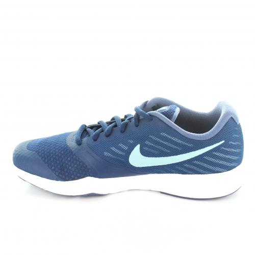 first rate d516c 0aeef ... Tenis para Mujer Nike 909013-401 Color Azul ...